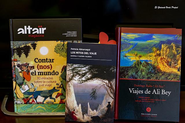 Literatura de Viajes por El Guisante Verde Project