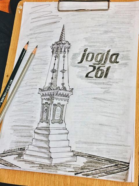Selamat Hari Jadi untuk Yogyakarta ke 261