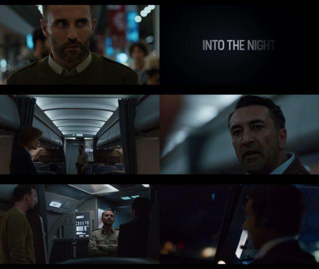 El camino de la noche Temporada 1 (2020) HD 720p Latino Dual