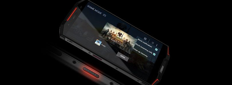 DOOGEE S70 is the world's first rugged gaming smartphone