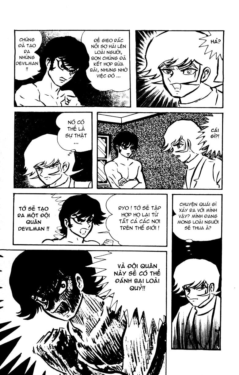 DevilMan chapter 19 trang 16