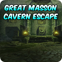 AVMGames Great Masson Cavern Escape Walkthrough