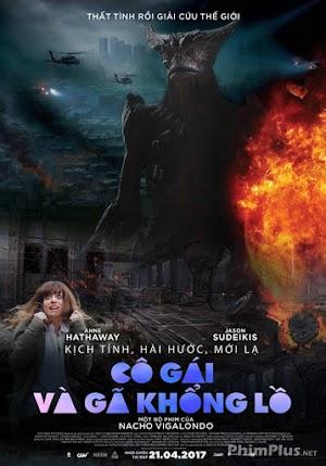 Phim Cô Gái Và Gã Khổng Lồ - Colossal (2017)