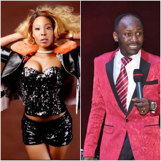 Apostle Johnson Suleman Tried to Kill Me- Stephanie Otobo