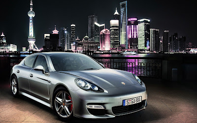 2017 Porsche Panamera wallpapers