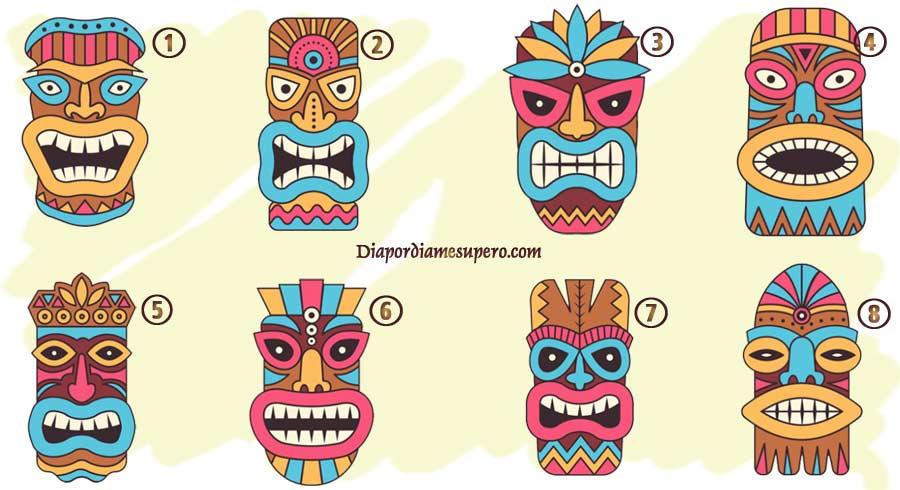 Test: Elige la máscara con la que más te identifiques más y descubre quién eres realmente