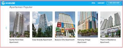 Pihak Jendela360 Akan Membantu Untuk Melihat Apartemen Yang Di Minati