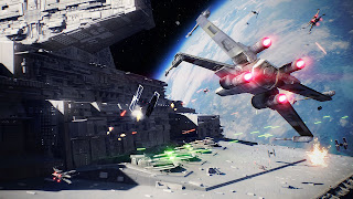 STAR WARS BATTLEFRONT 2 pc game wallpapers screenshots images