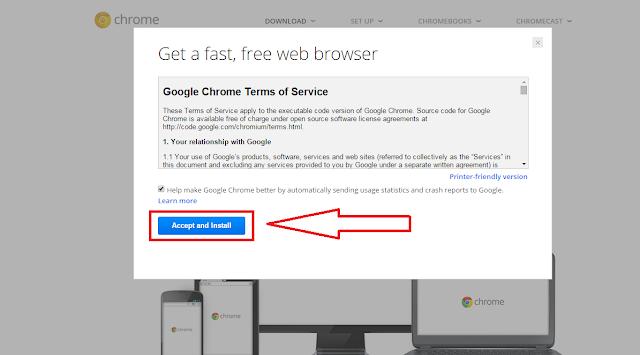 تحميل وتثبيت متصفح Google Chrome Canary مع شرح مميزاته
