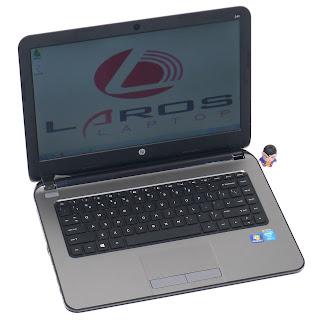Laptop HP 240 G3 Core i3 Second di Malang