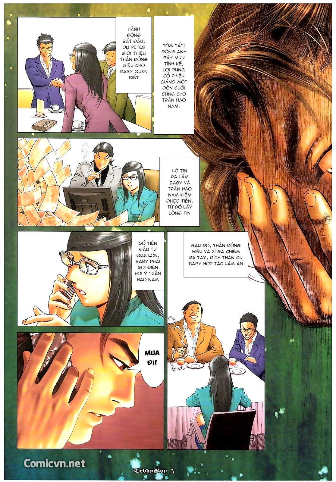Người Trong Giang Hồ - Chapter 1194: Ác mộng Bố Già - Pic 3