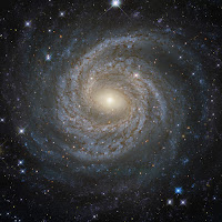 Spiral Galaxy NGC 6814