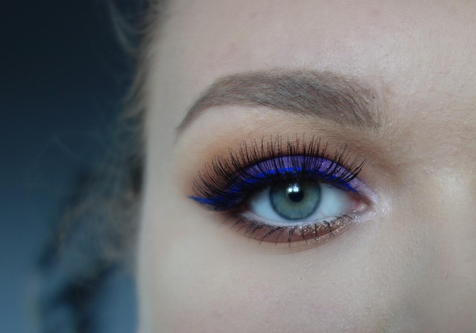 Tutorial: Elektryzujący make up | Makijaż krok po kroku
