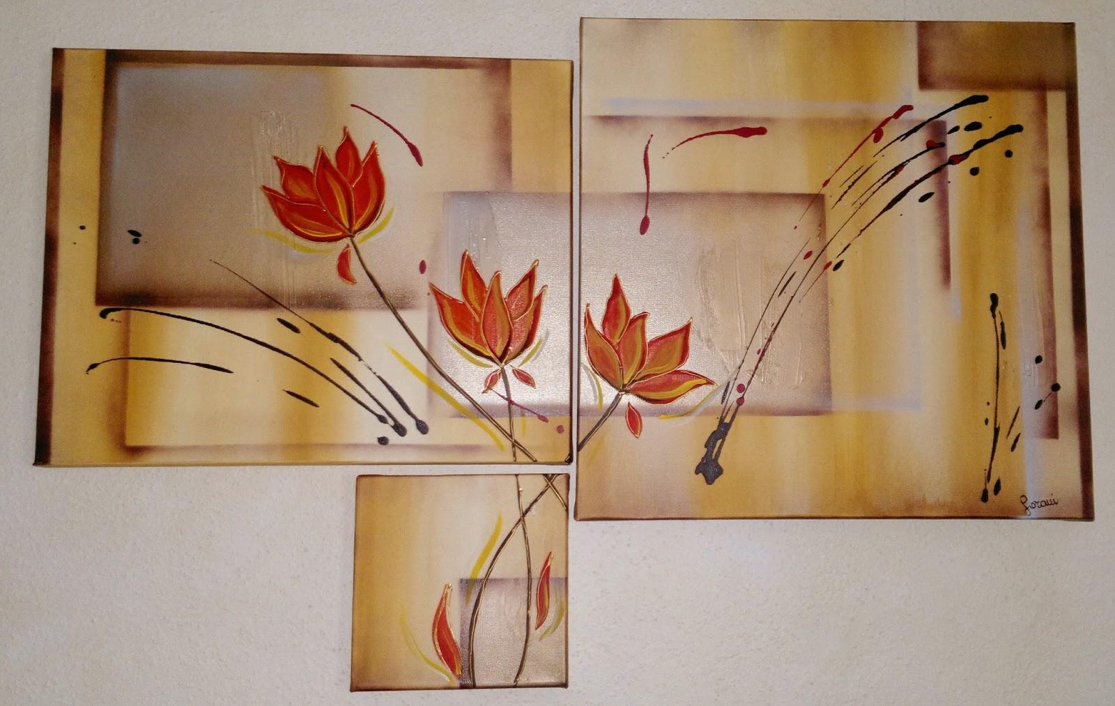 Immagini fiori stilizzati for Immagini di quadri con fiori
