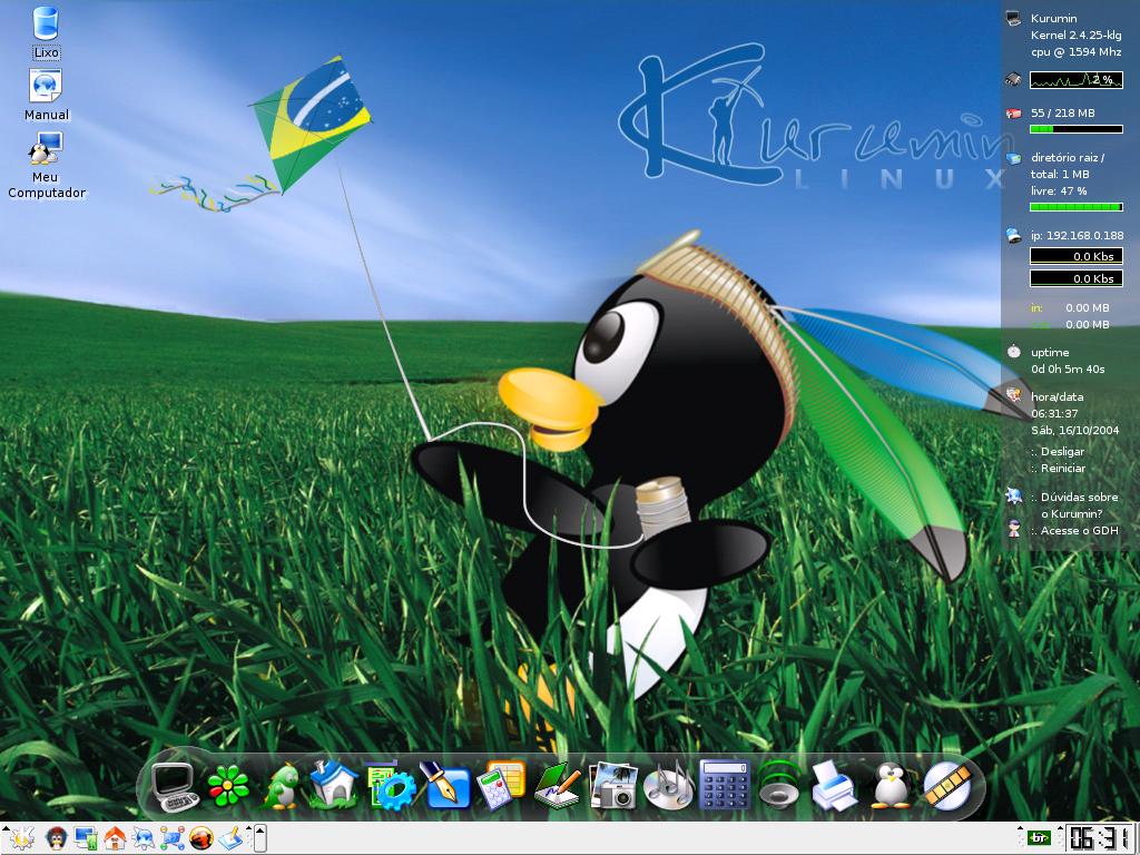 linux kurumim