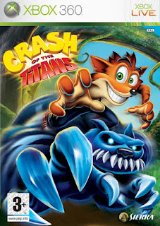 Crash Of The Titans (XBOX360)