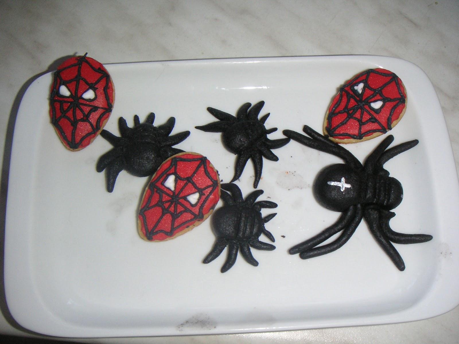 tatjana s kleine b ckerei spiderman party teil 1 oder was. Black Bedroom Furniture Sets. Home Design Ideas