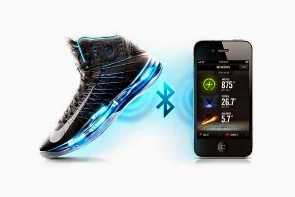 Le Chal The Bluetooth Shoes