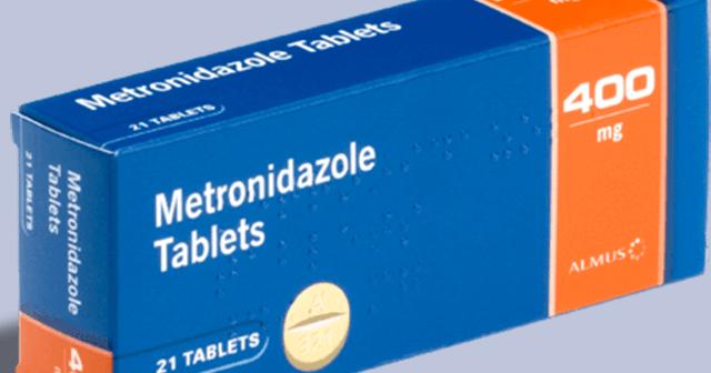 el metronidazol mata parásitos