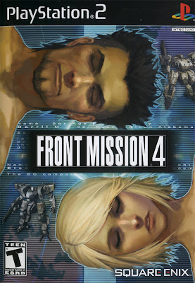 Front Mission 4 (PS2) 2004