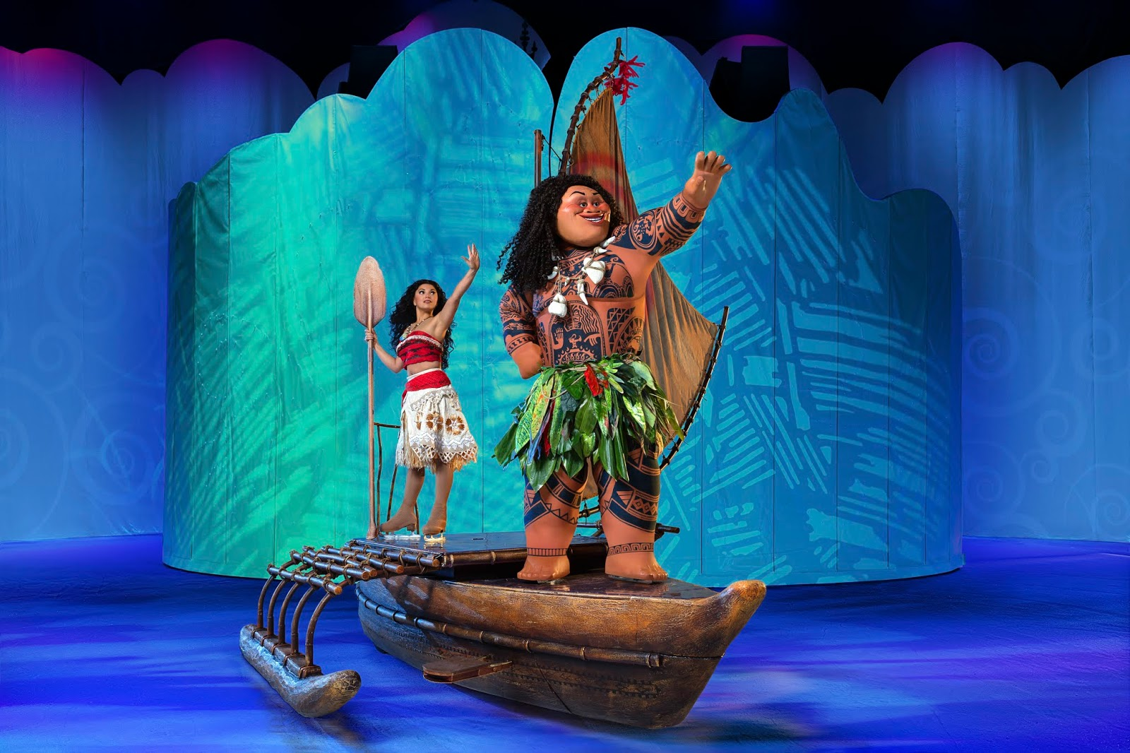 Moana to join characters at Disney on Ice | Bethan In Brum