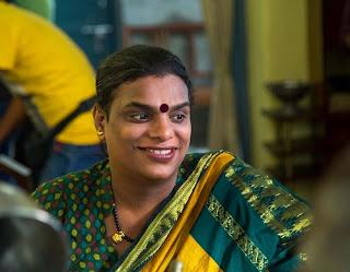 भारतीय चुनाव आयोग के द्वारा पहली ट्रांसजेंडर चुनाव राजदूत