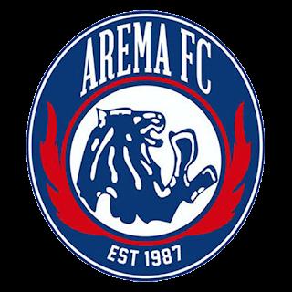 Arema FC logo 512x512 px