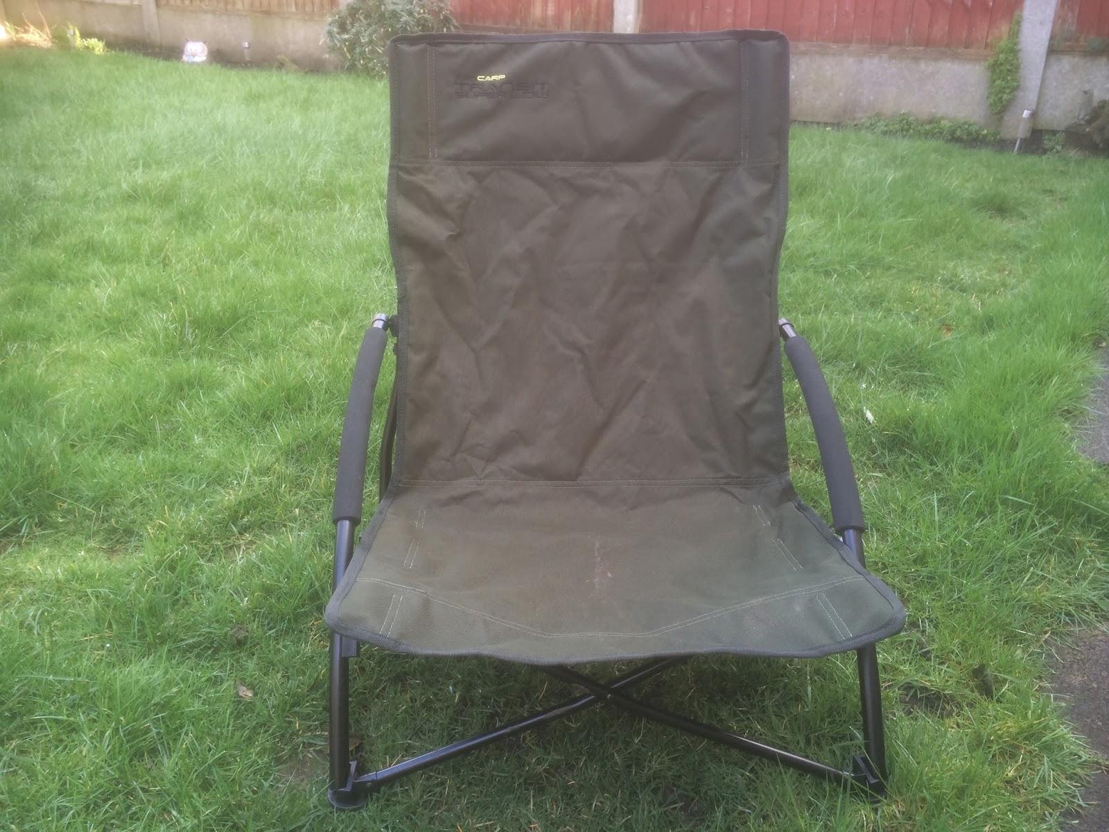 fishing chair no arms teak table chairs pete777 avid carp transit super low 3 14