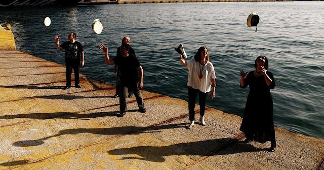 Μουσική παράσταση σε 16 γλώσσες και διαλέκτους των χωρών της Μεσογείου στο Φεστιβάλ Ναυπλίου