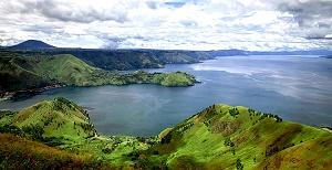 sejarah lengkap tentang cerita rakyat danau toba