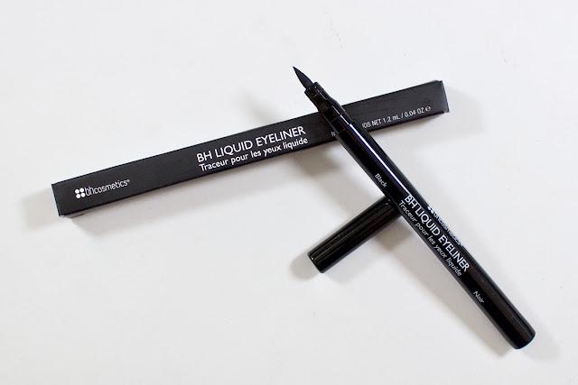 La Girl Line Art Matte Eyeliner Review : Warpaint and unicorns bh cosmetics smudge proof liquid eyeliner