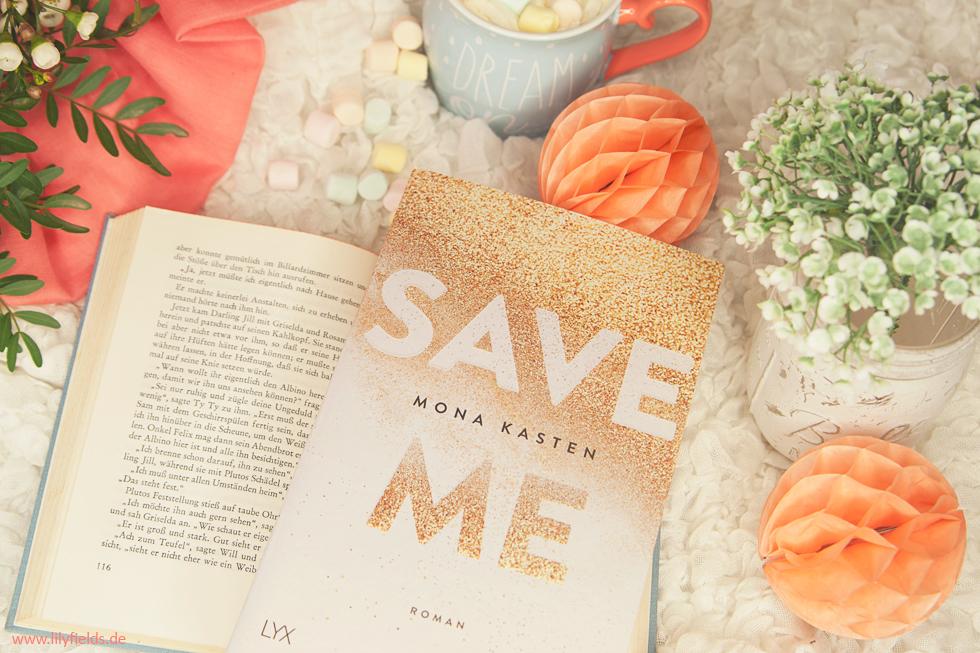 Buchvorstellung - Save Me von Mona Kasten