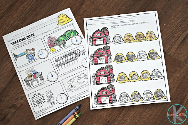 farm-theme-telling-time-identifying-american-coins-printables-kids