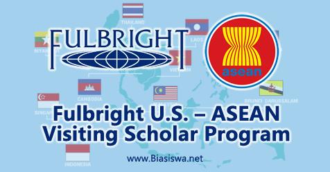 Fulbright U.S. - ASEAN Visiting Scholar Program