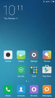 SMIUI ROM FOR LENOVO A7000 Plus Screenshot 1