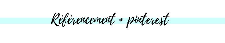 référencement et pinterest