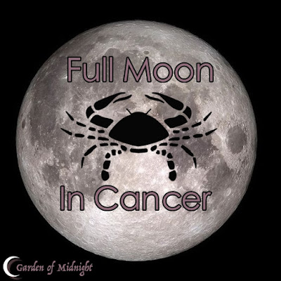 full moon cancer