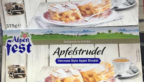 Strucla jabłkowa, Lidl