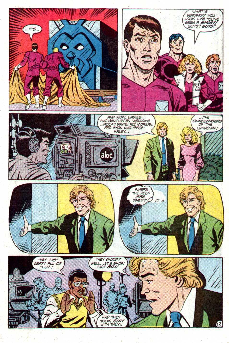 Read online Secret Origins (1986) comic -  Issue #12 - 30