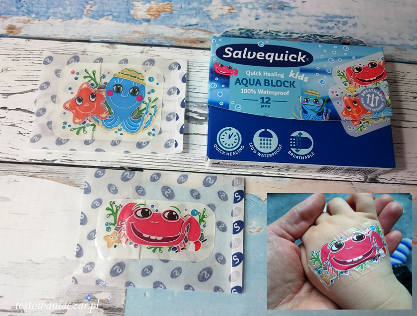 Salvequick - pakiet na wszelki wypadek