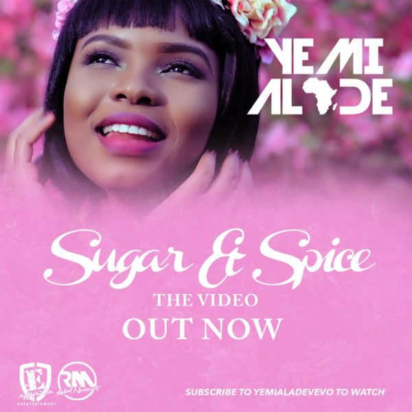 Yemi Alade Sugar and Spice