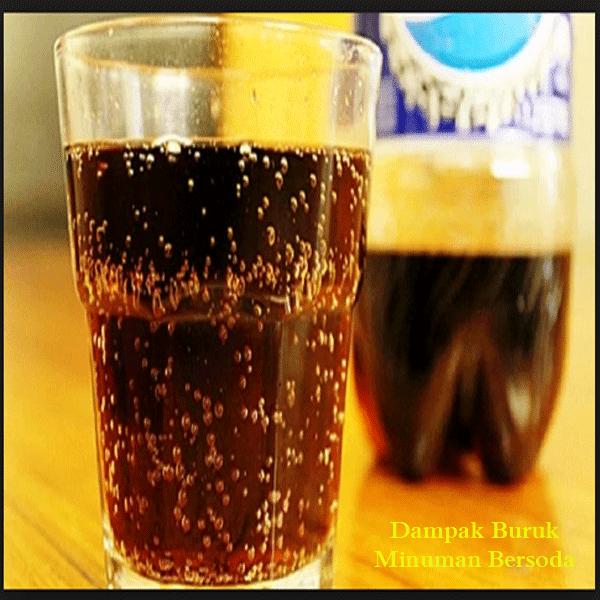 8 Dampak Buruk Minuman Bersoda, Bahaya Minuman Bersoda
