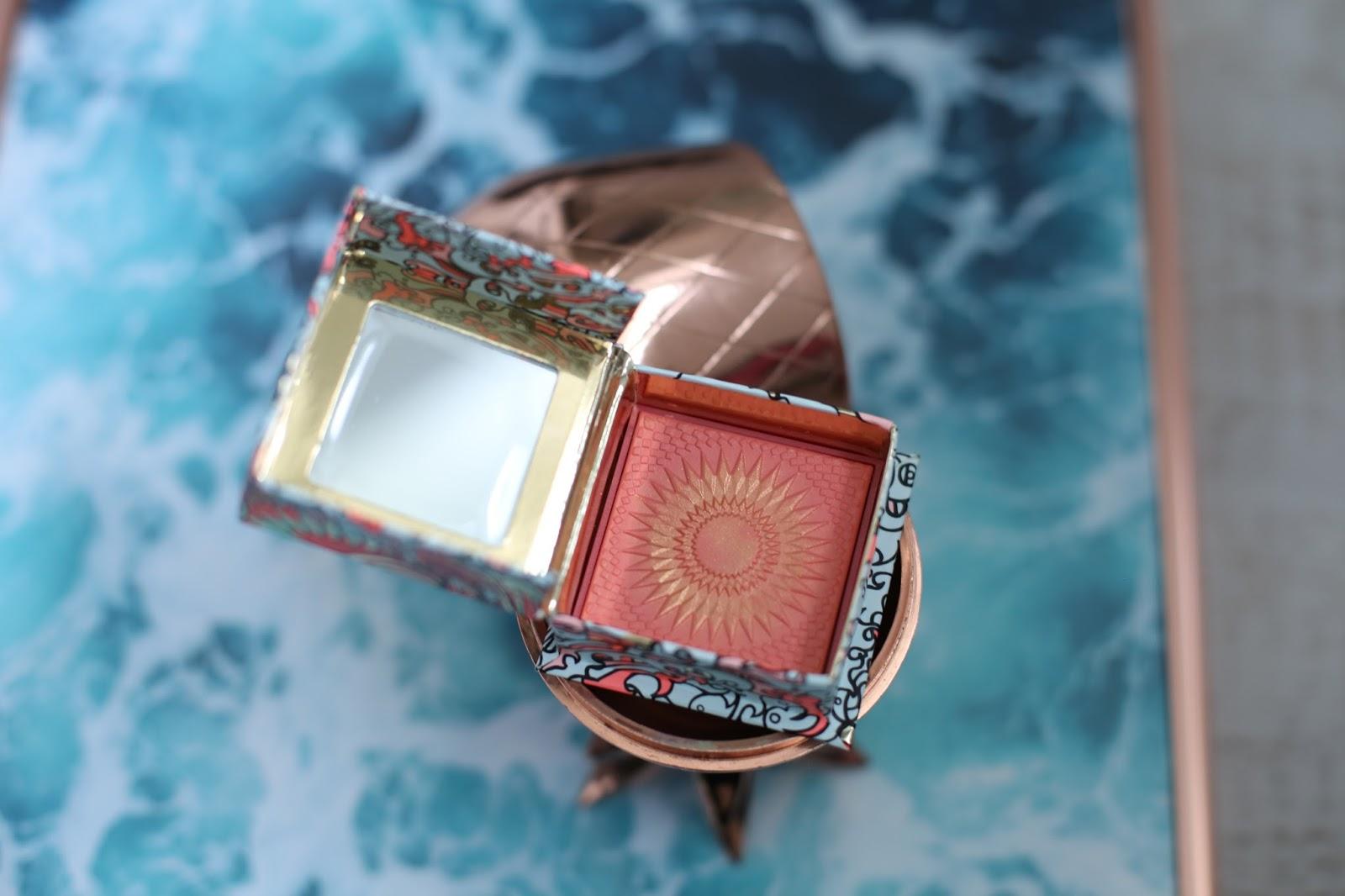 benefit coral blush