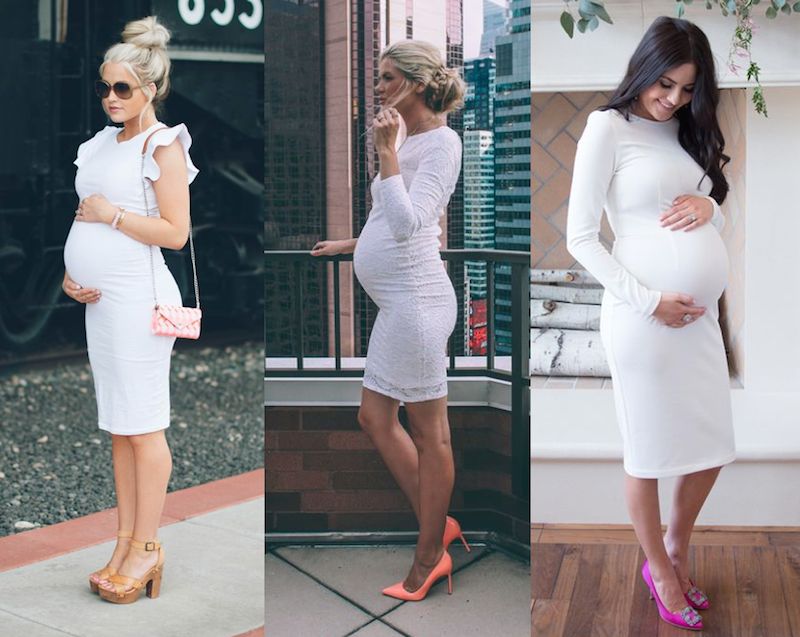 What To Wear To Your Baby Shower Nanys Klozet