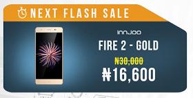 Jumia Mobile Week 3- Injoo Fire 2 For #16,600