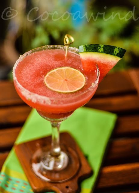 Watermelon Margarita: An Ode to Summer