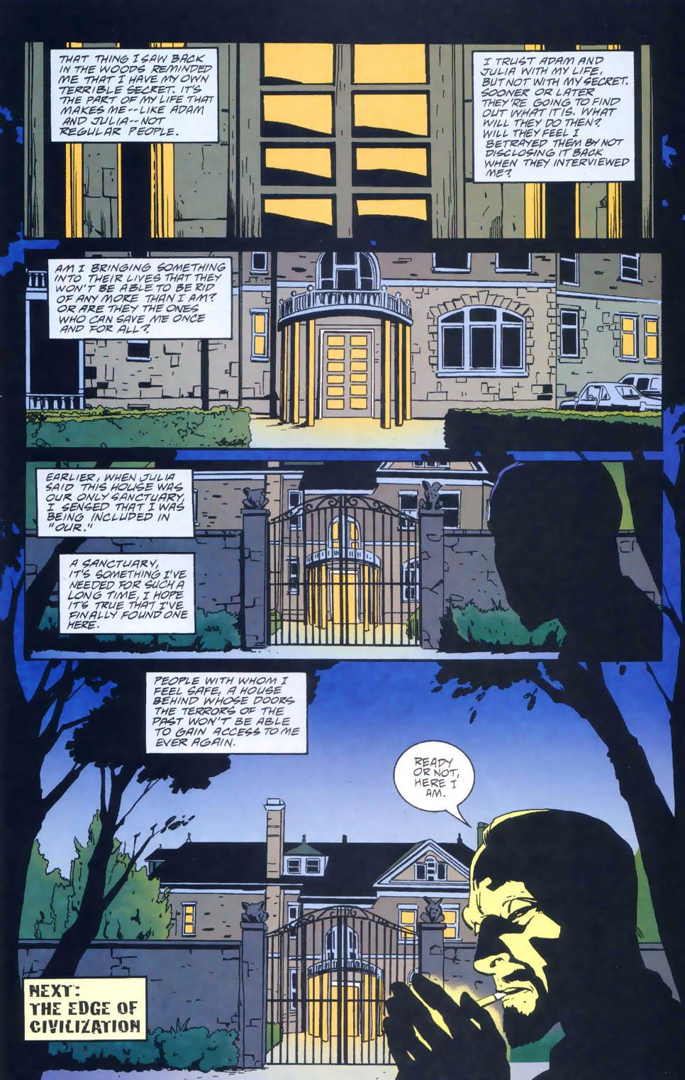 Read online Midnight, Mass comic -  Issue #1 - 24