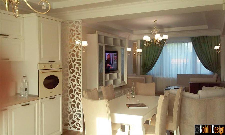 Design interior case stil clasic Bucuresti - Arhitect de interior Bucuresti