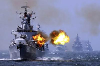 China - Rusia Akan Gelar Latihan Militer di Laut China Selatan (LCS)