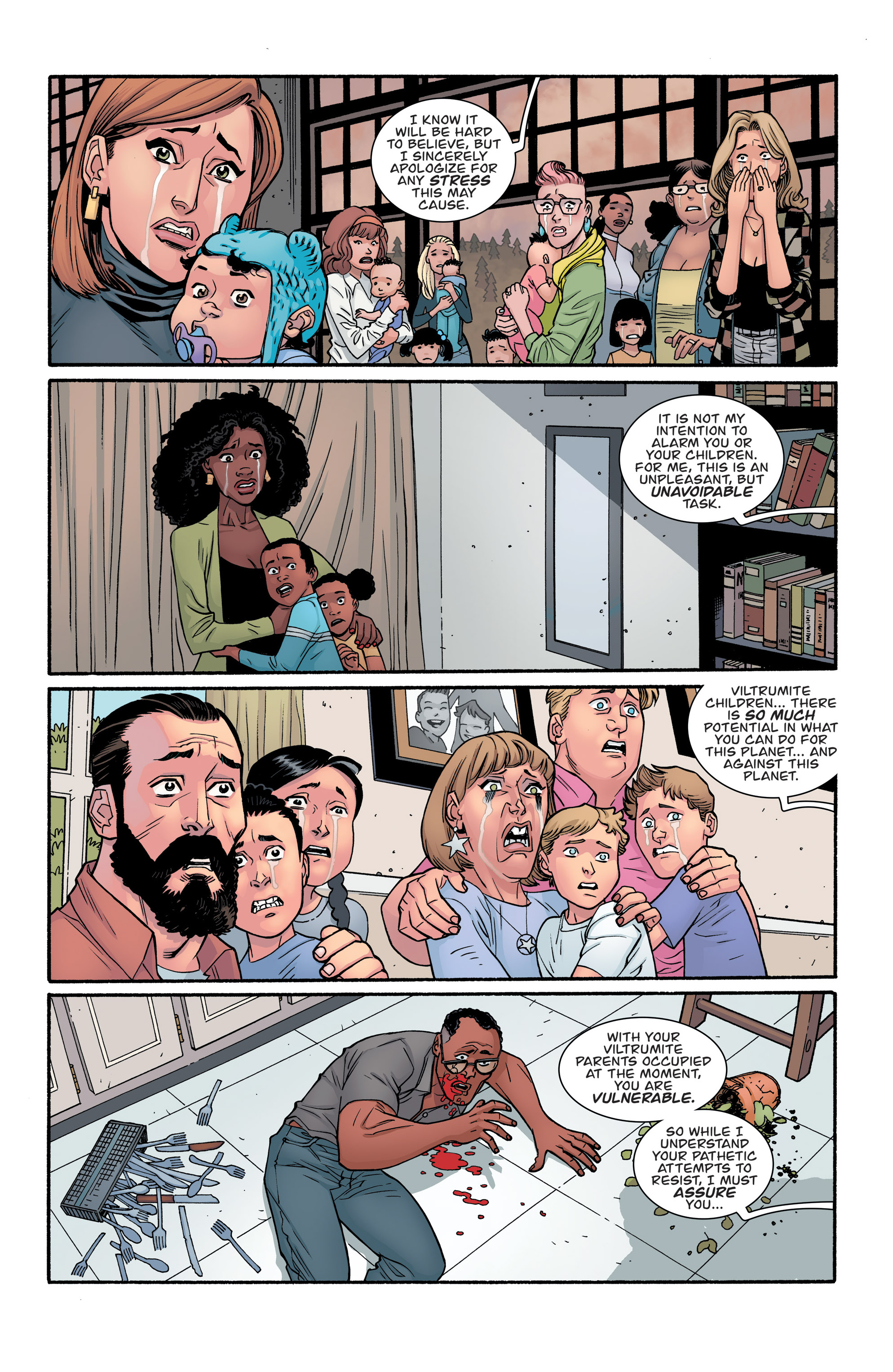 Read online Invincible comic -  Issue #137 - 20